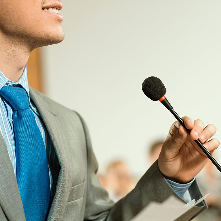 Corso di public speaking - Rilapsi