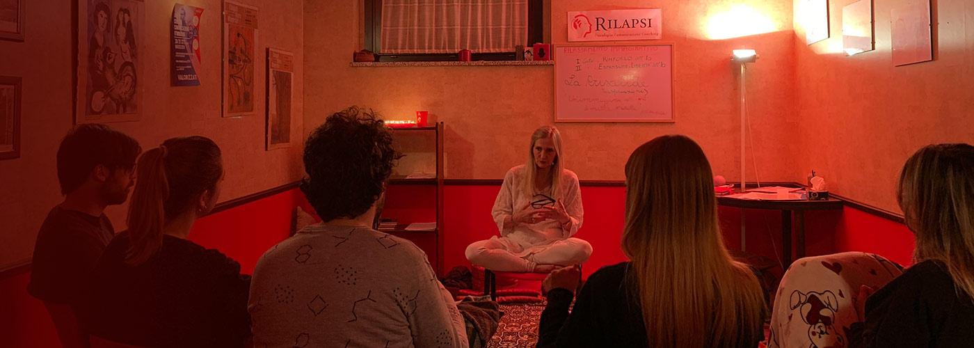Corso di rilassamento e training autogeno - Rilapsi